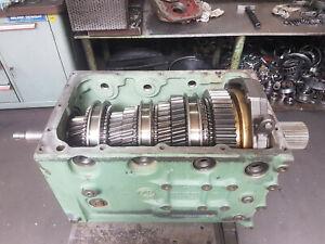 Zu-Verkaufen-ZF-Getriebe-S6-80-GV-80