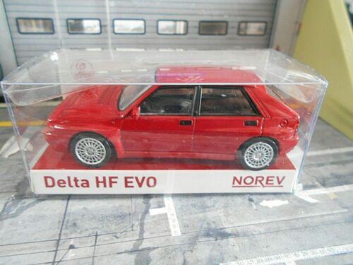 Lancia Delta HF evo 2 evo2 red rojo Integrale 1993 norev jet precio especial 1:43