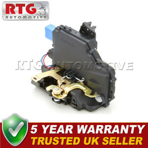 Door-Lock-Actuator-Front-Left-Fits-Seat-Ibiza-Mk4-1-4-TDI