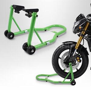 motorrad montagest nder vorderrad motorradst nder vorne. Black Bedroom Furniture Sets. Home Design Ideas