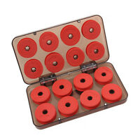 Magnetic Fishing Line Tackle Box 16shaft Fish Lines Box Winding Board Line Boxes