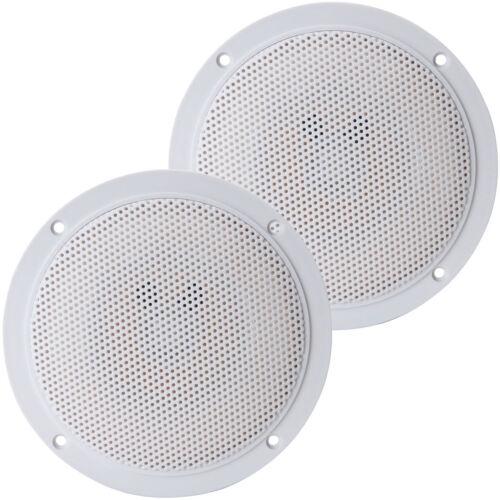 Pyramid MDC6 5-1/4 Waterproof Speaker Pair MDC6