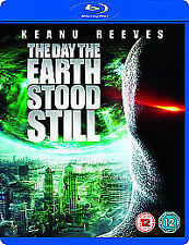 The Day The Earth Stood Still Blu-ray 2009 New Sealed