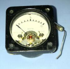 Vintage Weston Panel Meter Model 1511 0 10 Used 4