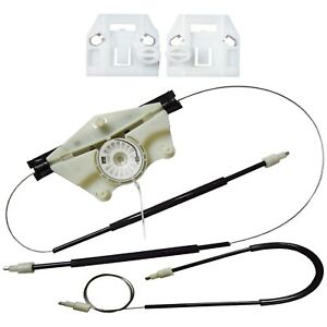 Skoda FABIA lève vitre réparation Câble Corde avant ou droite 99-08 4//5 trg