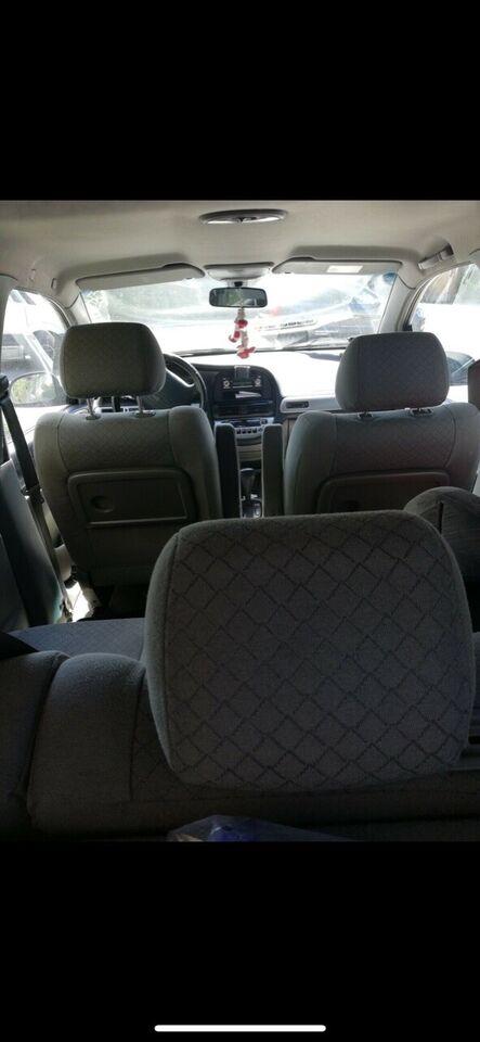 Chevrolet Tacuma, 2,0 CDX aut., Benzin