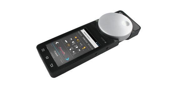 ESU 50113 Mobile Control II Radio Regolatore a mano + Access Point Set per ECOS