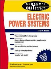 Electrical Power Systems by Syed A. Nasar (1989, Paperback)