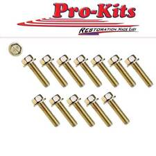Intake Manifold Bolt Kit 1966 1974 273318340360 This Is A 12 Piece Kit