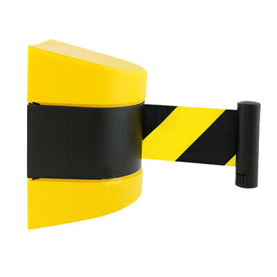10m Retractable Barrier Tape Safety Warehouse Workshop