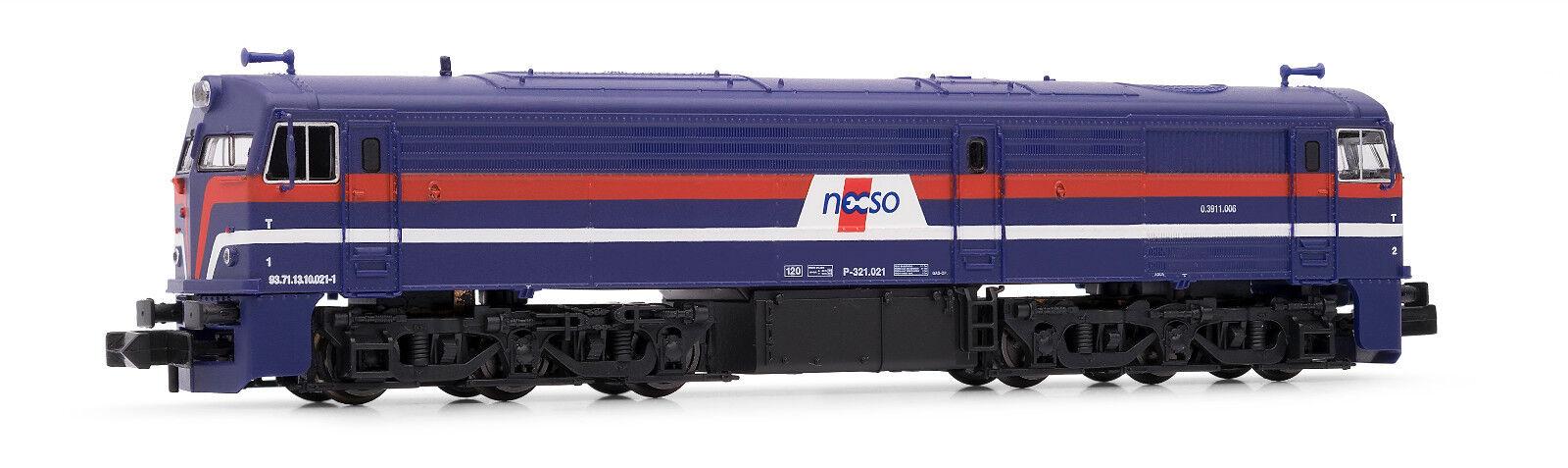 Arnold hn2264 DIESEL locomotore RENFE LOCOMOTORA 321 Necso