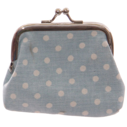 Geldbörse Geldtasche Portemonnaie Damen Mädchen Clipverschluss sortiert NEU