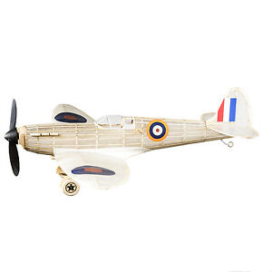 The Vintage Model Company - Supermarine Spitfire MK.VB Balsa Wood Kit