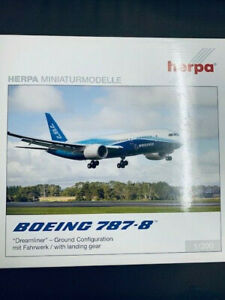 HERPA-1-200-Boeing-787-8-Rollout-Edition-NEU-OVP-550277-Ground-Config