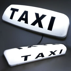 24-5-034-LED-MAGNETIC-TAXI-ROOF-SIGN-LIGHT-WHITE-TAXI-METER-SIGN-CAB-LIGHT