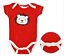 5pcs-Shortsleeve-Baby-Romper-For-Boys-That-6-Months-Old-DESIGN-MAY-VARY thumbnail 3