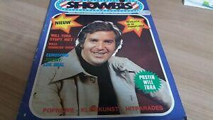 magazine will tura   neerlandais 1975 claude francois franck michael jeremy