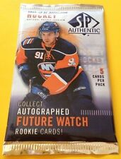 2009-10 Upper Deck SP Authentic Hockey HOBBY Pack Rookie Jersey Patch Auto?