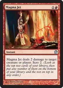 MTG-Magic-U-Theros-Magma-Jet-NM