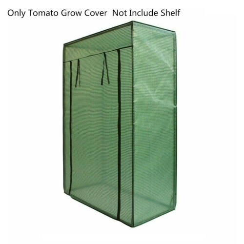 Tomato Grow Bag Grow House Mini Outdoor Garden Plant//Greenhouse PE Cover
