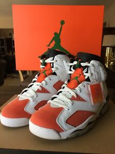 f5b002eb70b6e9 Image is loading AIR-JORDAN-6-RETRO-MEN-039-S-BASKETBALL-