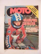 Moto Journal Mai 1976 Nº269 Yamaha 50 TY Montesa Cota 348 Chevallier