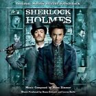 Sherlock Holmes [2009 Sony] by Original Soundtrack (CD, Dec-2009, Sony Classical)