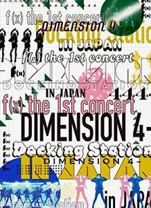 f-x-the-1st-concert-DIMENSION-4-Docking-Station-in-JAPAN-DVD-Sumapura