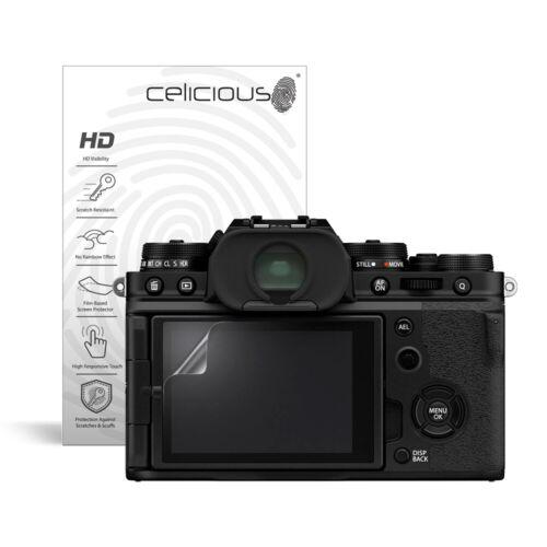 CONF. da 2 Celicious Vivid Fujifilm X-T4 invisibile PROTEZIONE SCHERMO