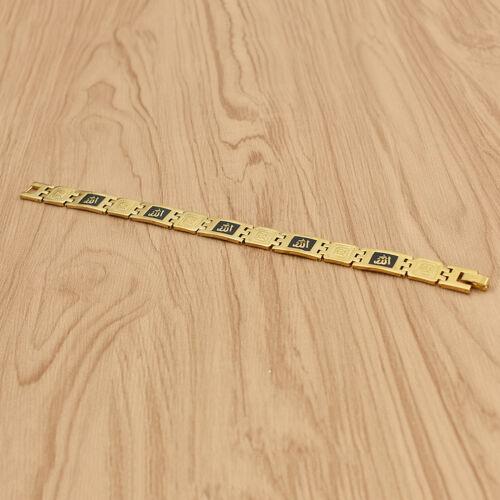 Vintage Musulman Islam Allah Bracelet Perles Decor Femmes Charms Bijoux Cadeau 1 pc