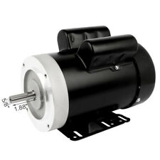 Air Compressor Electric Motor 3hp Single Phase 208 230 Volt 3450 Rpm