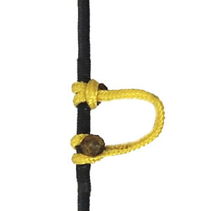 10ft-Nylon-Archery-Release-Nocking-D-Loop-Rope-Material-5-Color-Arrow-Shooting