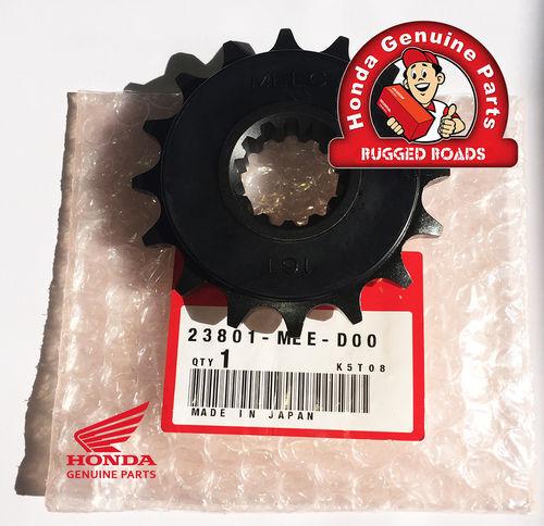 OEM Honda Front Drive Sprocket for CRF1000-23801MEED00 16T
