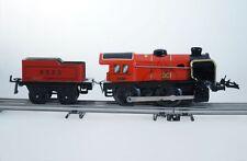 Hornby Dampflok Elektromotor eingebaut, Spur 0, automatische Hornby Kupplung,