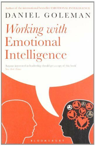 1 of 1 - Working with Emotional Intelligence by Goleman, Daniel 0747543844 The Cheap Fast