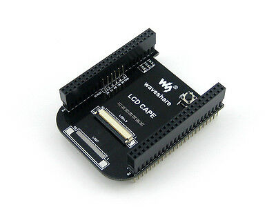 BeagleBone Black BB Black Expansion CAPE Supports 4.3inch 480x272 Touch LCD (A)