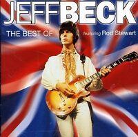 Jeff Beck Best of (16 tracks, 1967-69/95, EMI, feat. Rod Stewart) [CD]