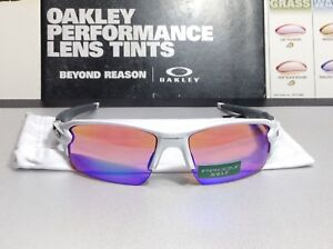 8685314a9c Oakley Flak 2.0 Polished White w  Prizm Golf lenses - SKU  9295-06 ...