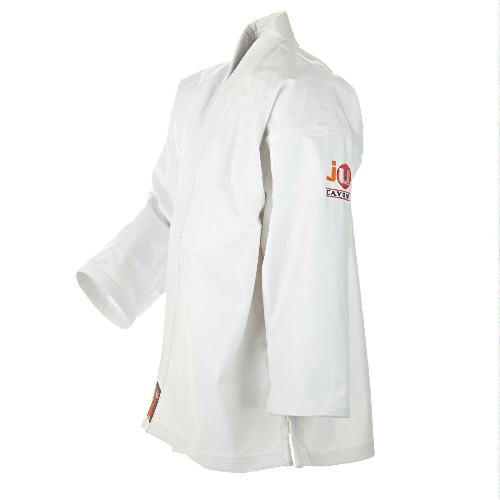 Ju-Jutsu Anzug Ju-Sports  Cayon   SV-Anzug weiß weiß weiß - Jiu-Jitsu Self defence Gi  | Deutschland Online Shop  | Spaß  | Creative  ae9003