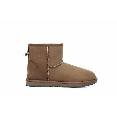 UGG Boots Premium AU Sheepskin Mini classic Ankle/Medium Boots Water Resistant