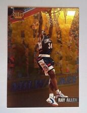 1996 Ray Allen-In the Paint- Pacific Power -IP-2-University of Connecticut Uconn