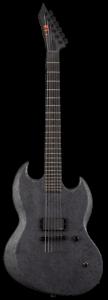 ESP-LTD-Reba-Meyers-Code-Orange-RM-600-Black-Marble-Satin-Electric-Guitar-w-Case
