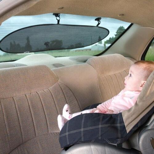 Sonnenschutz für Auto Heckscheibe Sonnenblende für Reboarder Kindersitz 84x32
