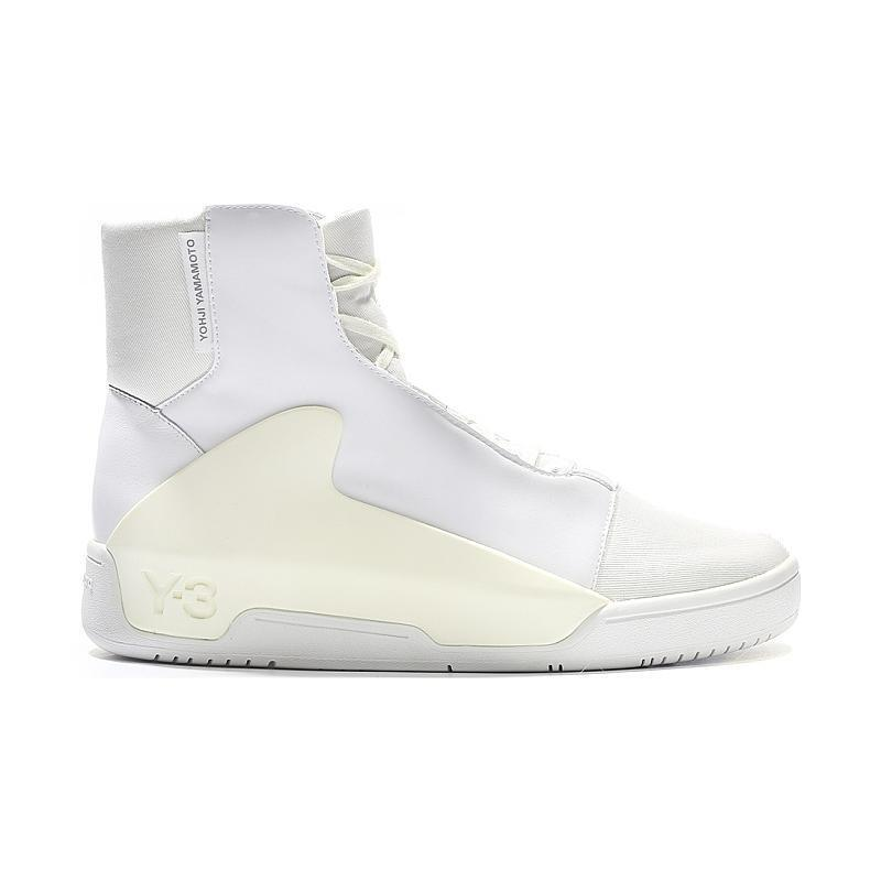 Adidas Y-3 Hayworth Mid AQ5550 All White Yohji Yamamoto Limited Originals Rare