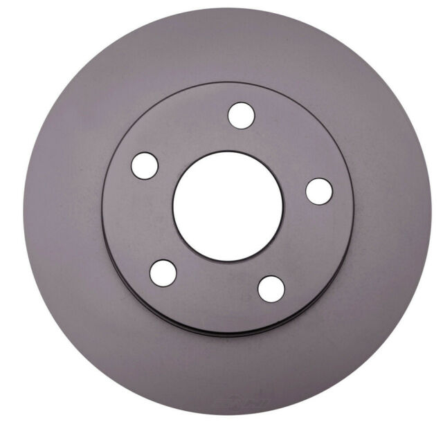 Disc Brake Rotor-Coated Front ACDelco Advantage 18A812AC