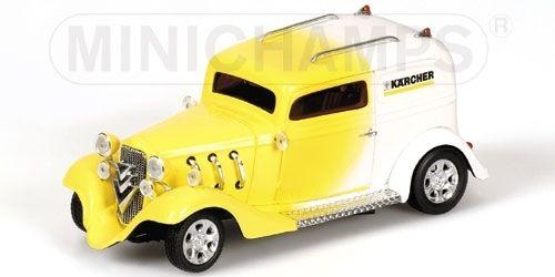 Amerikanische hot rod kaercher 1 43 modell minichamps