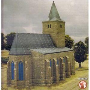 Flames Of War -bastogne Église - Bb150 2nd Guerre Mondiale
