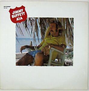 JIMMY BUFFETT  A1A  LP 198? COUNTRY ROCK NM- NM-