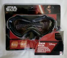 Brand New Disney Star Wars Swim Mask Googles One Size 6 Star Wars Force Awakens