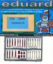 eduard Seatbelts Sitz-Gurte IJA Imperial Japan Airforce Ätzteile 1:32 Luftwaffe